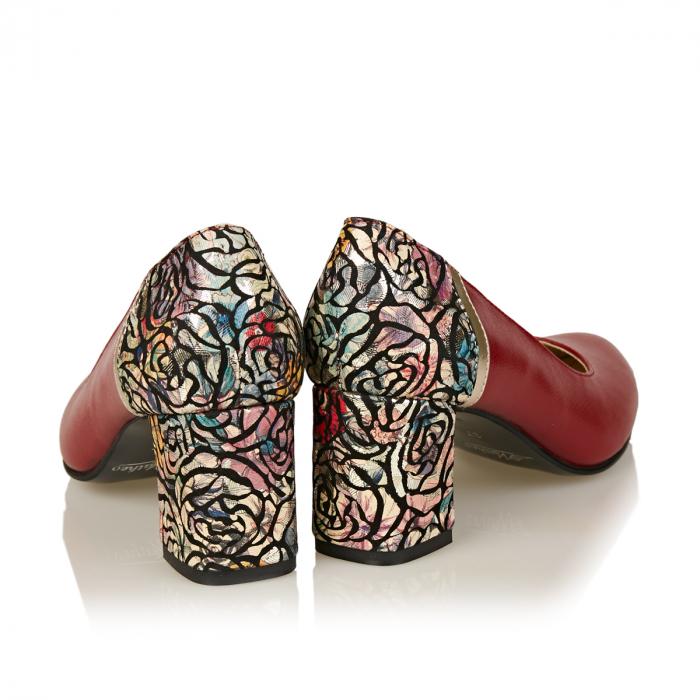 Pantofi dama eleganti COD-236 - Flex-Shoes 3