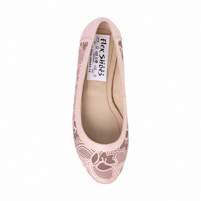 Pantofi dama balerini COD-254 3