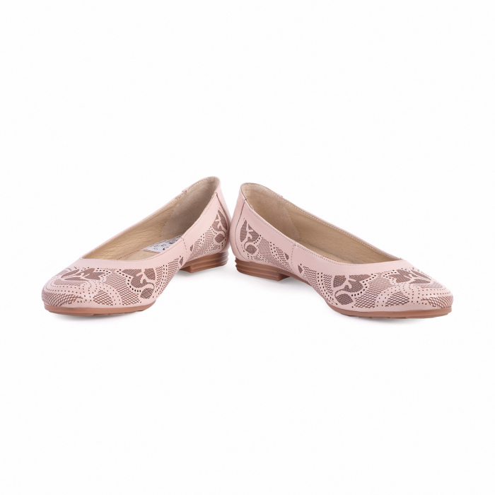 Pantofi dama balerini COD-254 1
