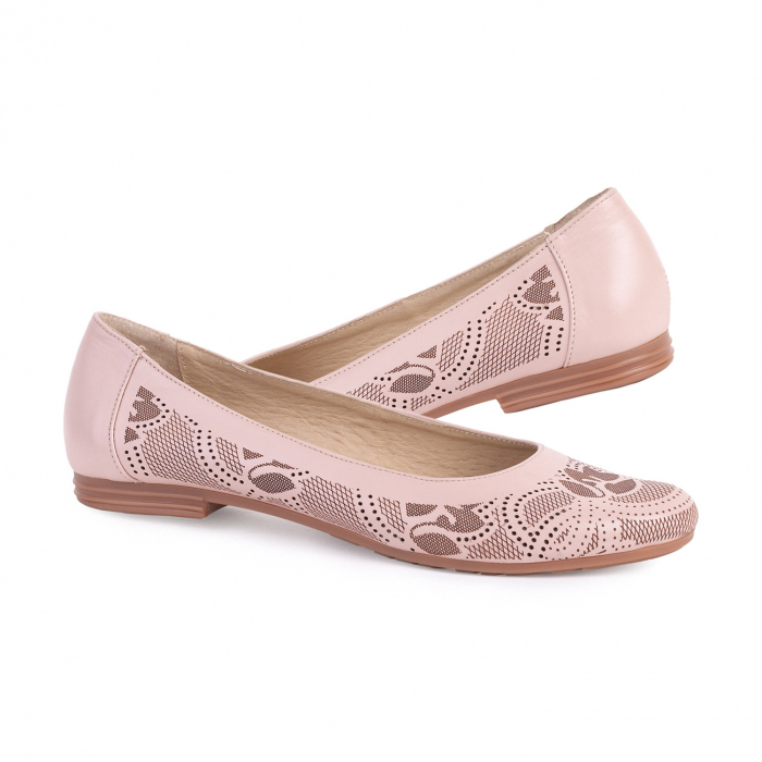 Pantofi dama balerini cod MAT-254 2