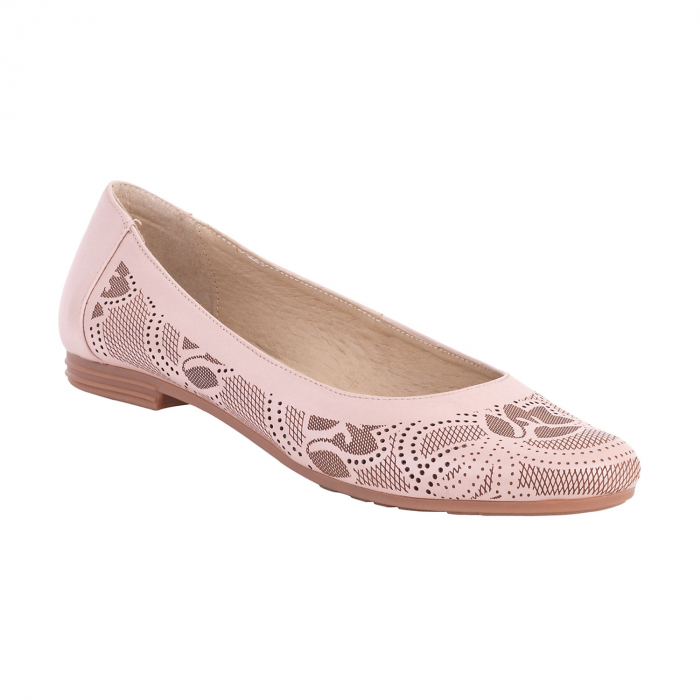 Pantofi dama balerini COD-254 0
