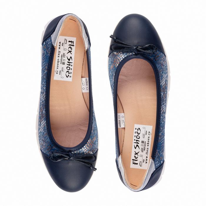 Pantofi dama balerini cod PET-255 3