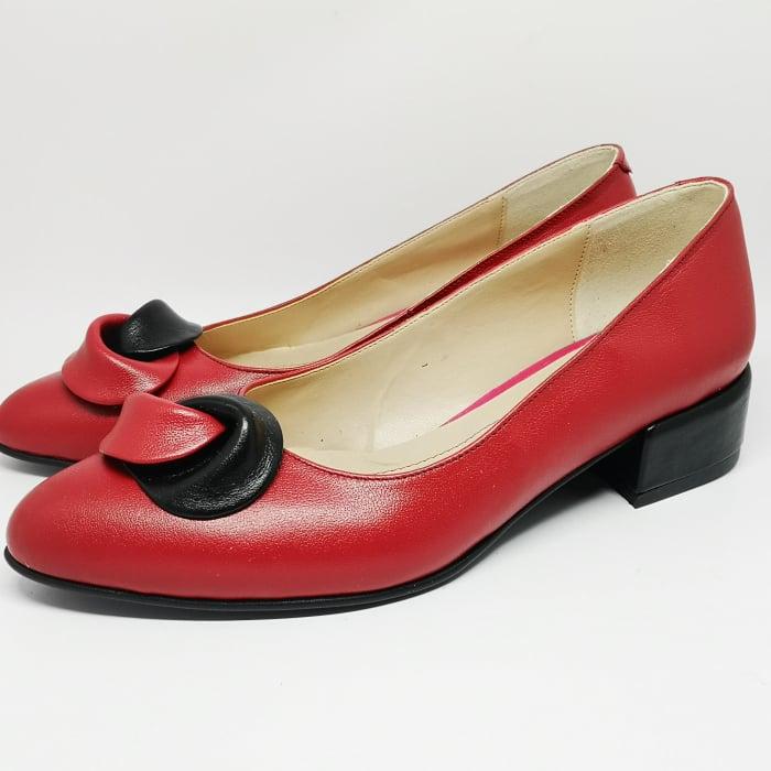 Pantofi dama balerini cod VD-242 3