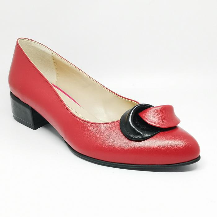 Pantofi dama balerini COD-242 0