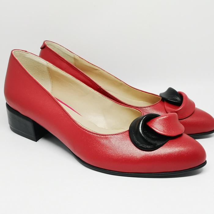 Pantofi dama balerini cod VD-242 2
