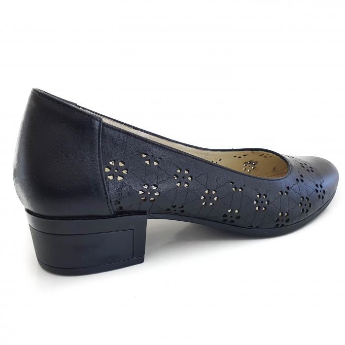 Pantofi dama casual confort din piele naturala COD-876 [2]
