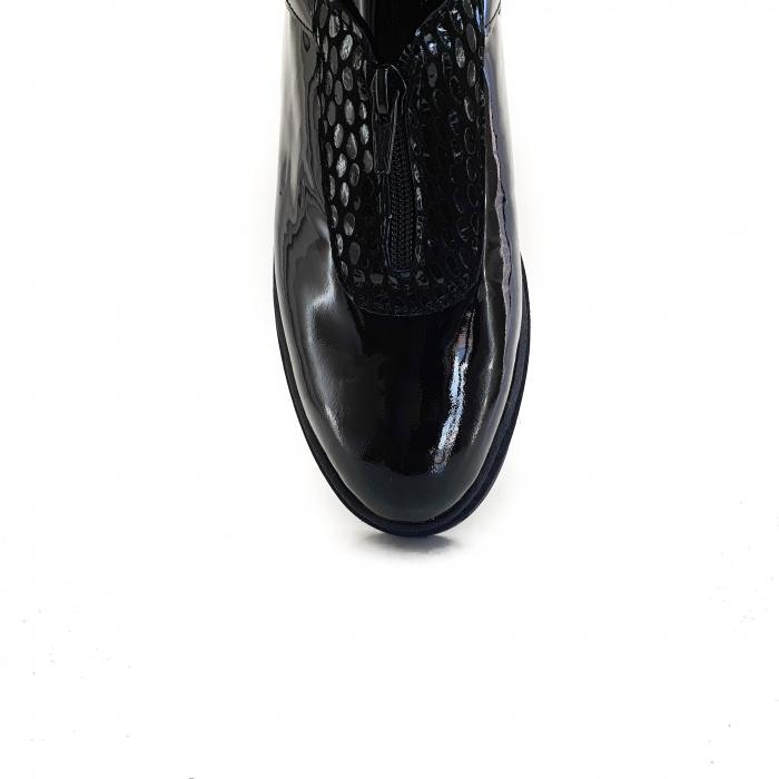 Pantofi dama casual confort din piele naturala COD-832 2