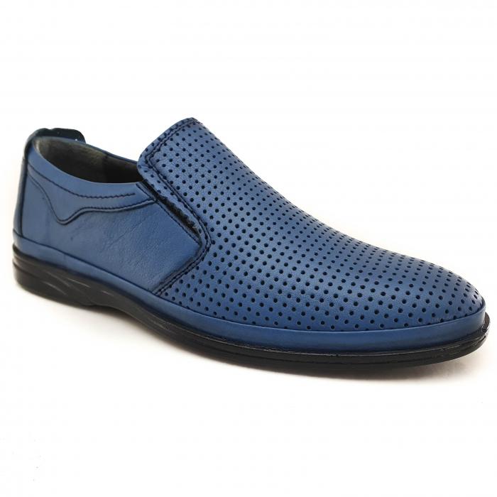 Pantofi de barbati casual confort COD-BL 0