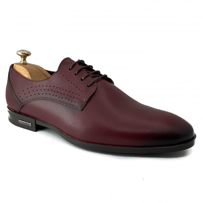 Pantofi de barbati eleganti din piele naturala COD-886 [0]
