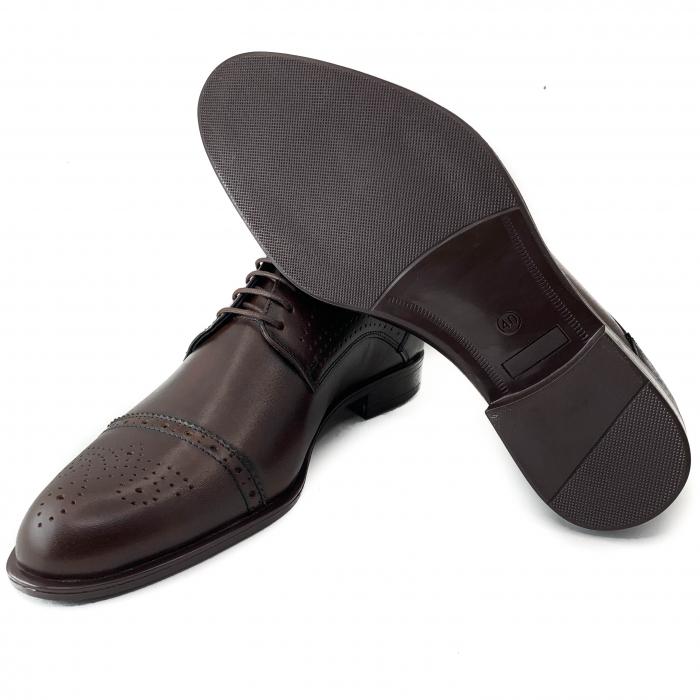 Pantofi de barbati eleganti din piele naturala COD-888 [2]