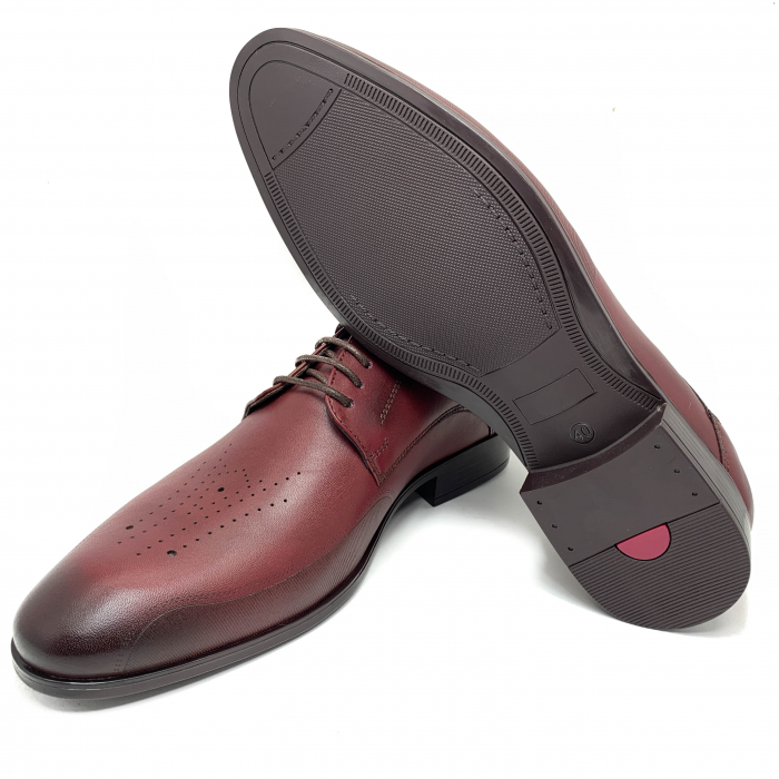 Pantofi de barbati eleganti din piele naturala COD-889 [2]