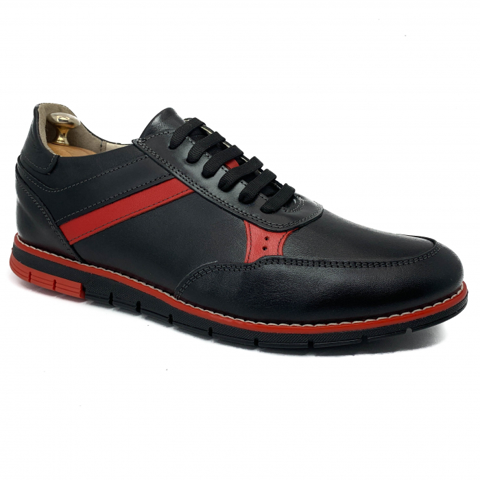 Pantofi sport de barbati din piele natural COD-896 [0]
