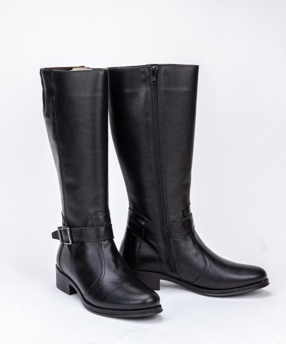 Ghete dama cizme lungi COD-270 [2]
