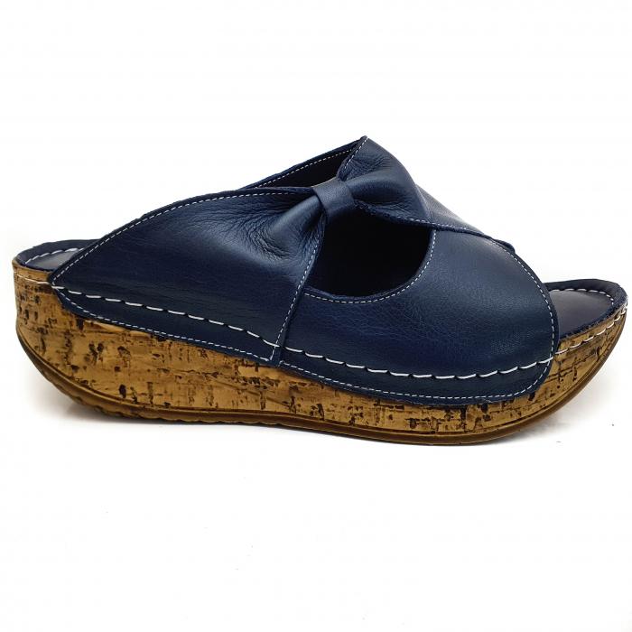 Sandale dama casual confort din piele naturala COD-870 [1]