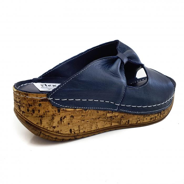 Sandale dama casual confort din piele naturala COD-870 [2]