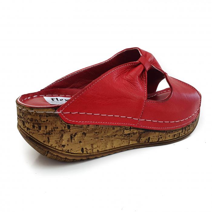 Sandale dama casual confort din piele  COD-872 [2]