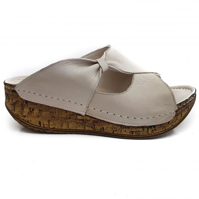 Sandale dama casual confort din piele naturala COD-869 [1]