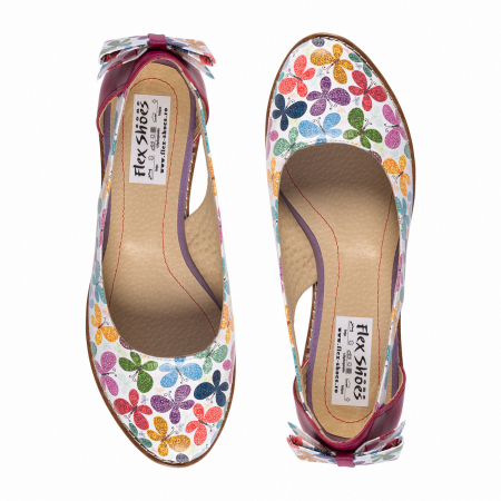 Pantofi dama balerini cod MAT-2573
