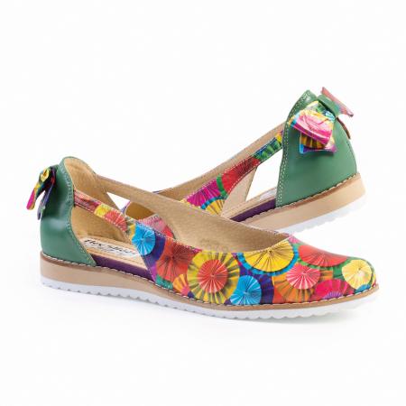 Pantofi dama balerini cod MAT-2561