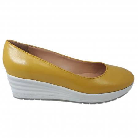 Pantofi dama balerine confort COD-6131