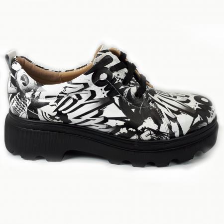 Pantofi dama casual COD-7201
