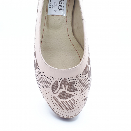 Pantofi dama balerine COD-2394
