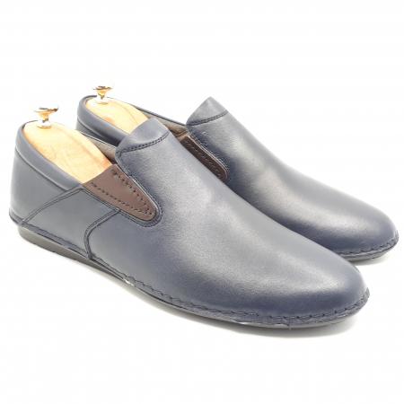 Pantofi de barbati casual din piele naturala  COD-2721