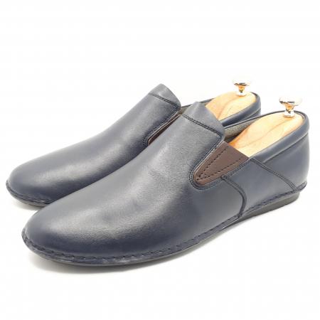Pantofi de barbati casual din piele naturala  COD-2722