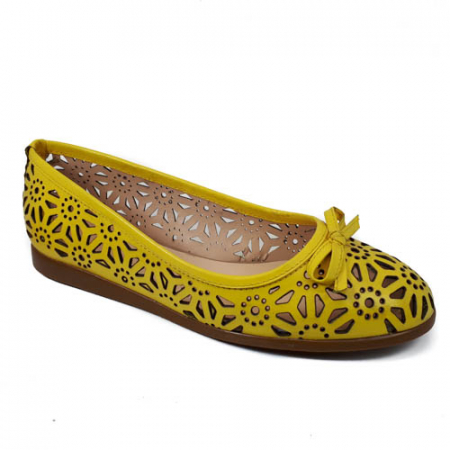 Pantofi dama balerine confort COD-7960