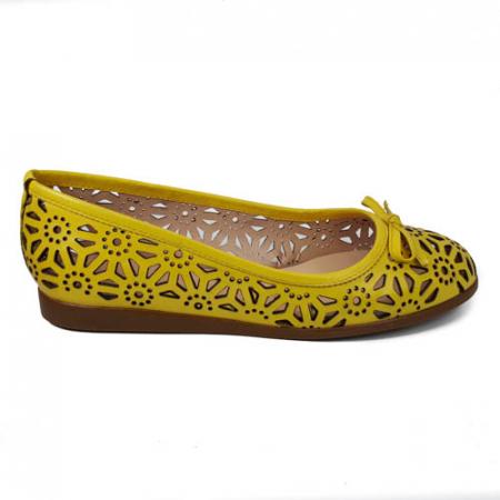 Pantofi dama balerine confort COD-7961