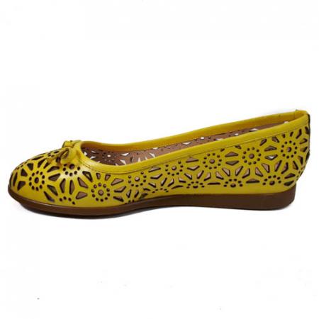 Pantofi dama balerine confort COD-7962