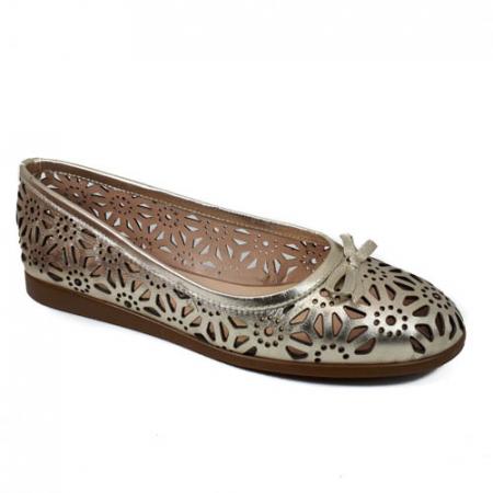 Pantofi dama balerine confort COD-7970