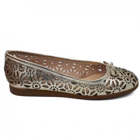 Pantofi dama balerine confort COD-7971