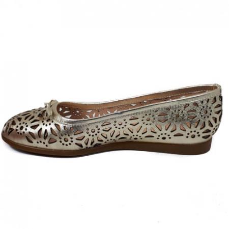 Pantofi dama balerine confort COD-7972