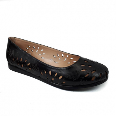 Pantofi dama balerine confort COD-7990