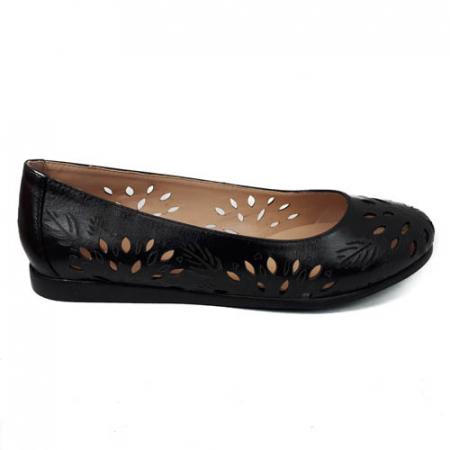 Pantofi dama balerine confort COD-7991
