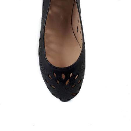 Pantofi dama balerine confort COD-7993