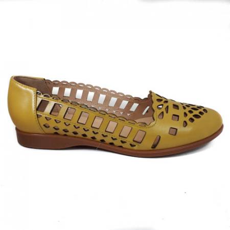 Pantofi dama balerine confort COD-8011