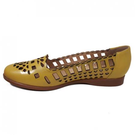Pantofi dama balerine confort COD-8012