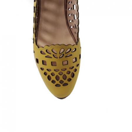 Pantofi dama balerine confort COD-8013