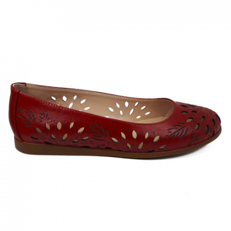 Pantofi dama balerine confort COD-8041