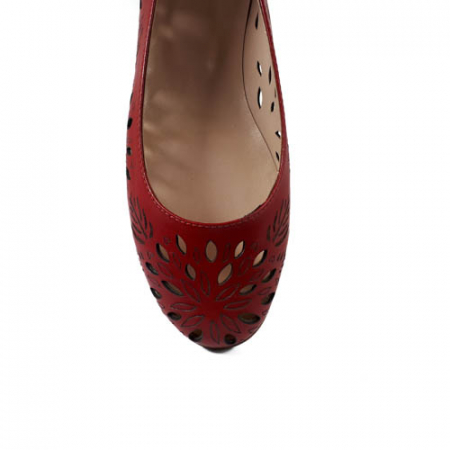 Pantofi dama balerine confort COD-8043