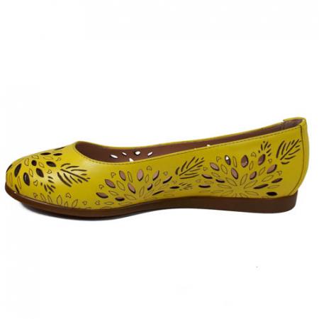 Pantofi dama balerine confort COD-8032