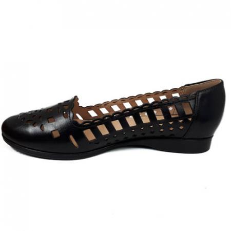 Pantofi dama balerine confort COD-8062