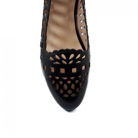 Pantofi dama balerine confort COD-8063