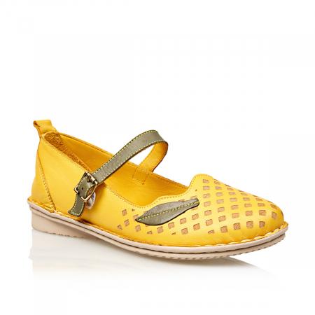 Pantofi dama casual confort cod TR-1660