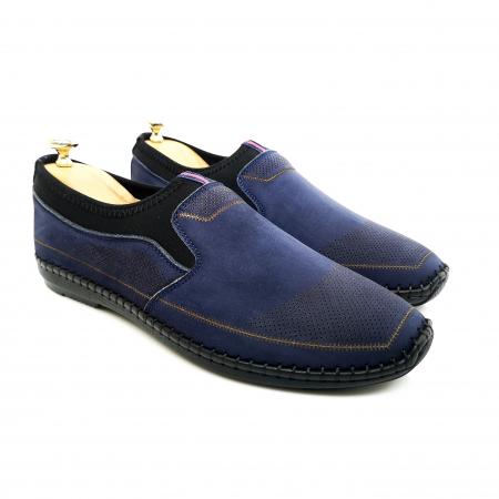 Pantofi de barbati casual confort din piele naturala COD-3250