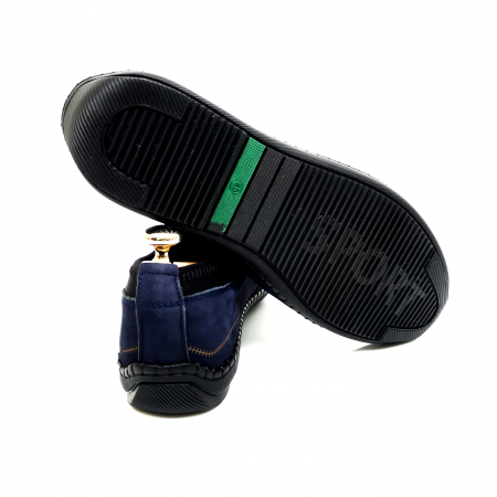 Pantofi de barbati casual confort din piele naturala COD-3252