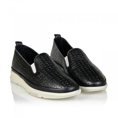 Pantofi dama casual confort COD-184 - Flex-Shoes0