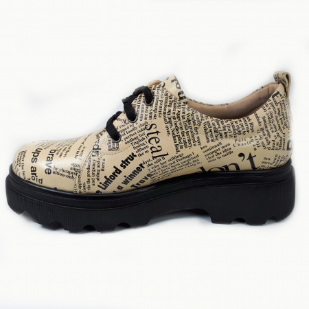 Pantofi dama casual COD-7222